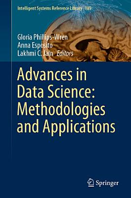 Advances in Data Science  Methodologies and Applications PDF