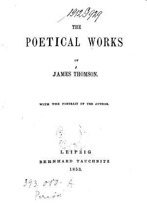 The Poetical Works PDF