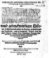 Relatio historica: 1614