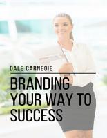 Branding Your Way to Success PDF