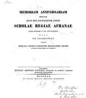 Dissertatio de Arabicis scriptorum Graecorum interpretibus