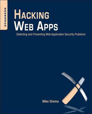 Hacking Web Apps PDF