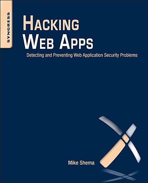 Hacking Web Apps Pdf Book