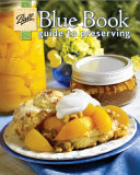 Ball Blue Book of Preserving Book