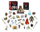 Dungeons and Dragons: Bag of Holding Magnet Set