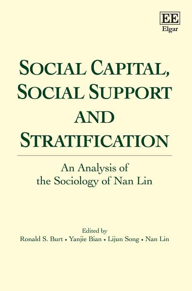 Download Social Capital  Social Support and Stratification Book