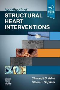 Handbook of Structural Heart Interventions  E Book