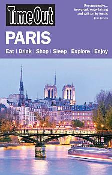 Time Out Paris PDF