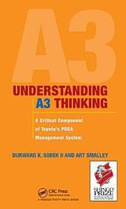 Understanding A3 Thinking Book