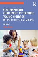 Contemporary Challenges in Teaching Young Children PDF