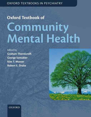 Oxford Textbook of Community Mental Health