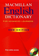Macmillan English Dictionary for Advanced Learners PDF