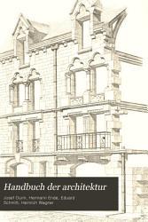 Handbuch der Architektur PDF