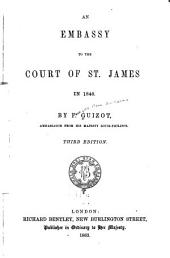 An Embassy to the Court of St. James's in 1840
