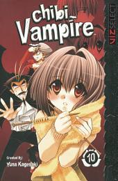 Chibi Vampire: Volume 10