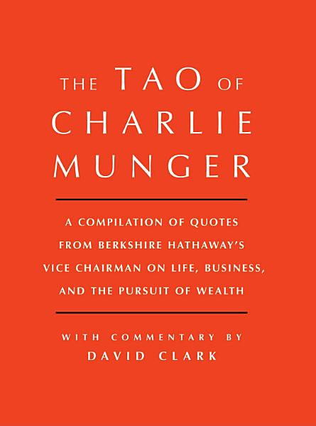 Download Tao of Charlie Munger Book