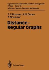 Distance-Regular Graphs