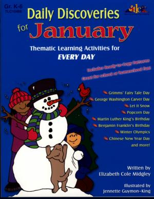 Daily Discoveries for JANUARY  eBook