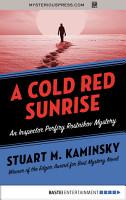 A Cold Red Sunrise PDF