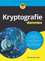 Kryptografie f  r Dummies PDF
