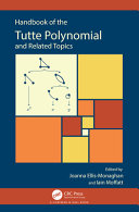 Handbook of the Tutte Polynomial
