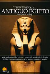 Breve historia del Antiguo Egipto: Viaje por las maravillas, enigmas y misterios de la milenaria civilización del Nilo, el mundo apasionante de los faraones, pirámides y templos sagrados surgidos del desierto