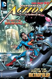 Action Comics (2011- ) #8