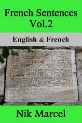 French Sentences Vol.2: English & French