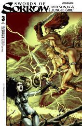 Swords of Sorrow: Red Sonja & Jungle Girl #3