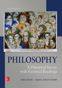Looseleaf for Philosophy  A Historical Survey with Essential Readings PDF