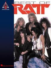 Best of Ratt (Songbook)