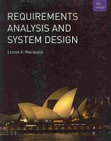 Requirements Analysis and System Design PDF