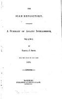The Siam Repository PDF