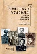 Soviet Jews in World War II