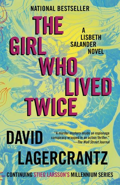 Download The Girl Who Lived Twice Book