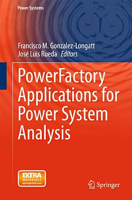 PowerFactory Applications for Power System Analysis PDF
