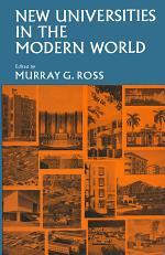 New Universities in the Modern World