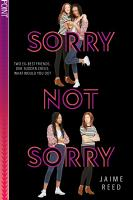 Sorry Not Sorry  Point  PDF