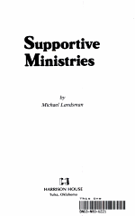 Supportive Ministries