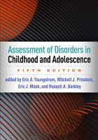 Assessment of Disorders in Childhood and Adolescence  Fifth Edition PDF