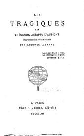 Les tragiques par Theodore Agrippa d'Aubigne