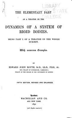 Elementary Rigid Dynamics