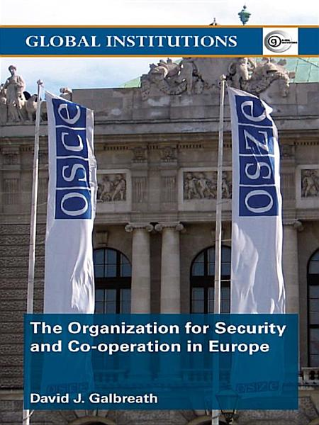 The Organization for Security and Co operation in Europe  OSCE  PDF