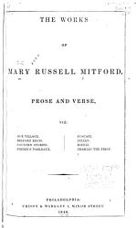 The Works Of Mary Russell Mitford Book PDF