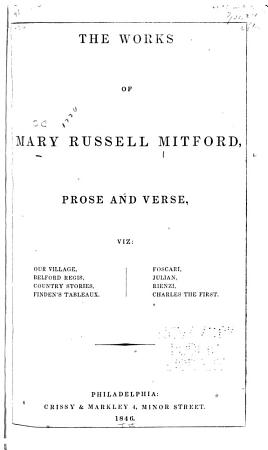 The Works of Mary Russell Mitford PDF