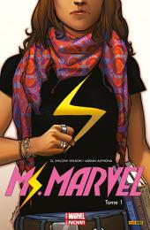 MS MARVEL T01: MTAMORPHOSE