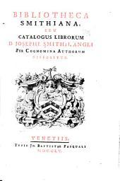 Bibliotheca Smithiana