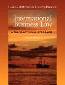 International Business Law PDF