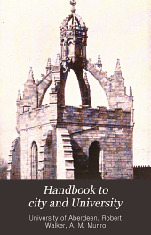Handbook to City and University
