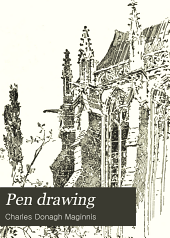 Pen Drawing: An Illustrated Treatise
